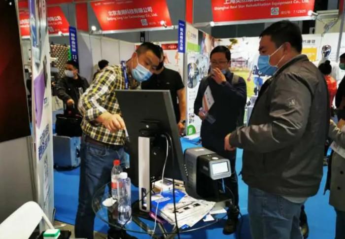至善智能亮相中国国际医疗器械展览会,全球首发助力医疗行业 为消毒杀菌保驾护航